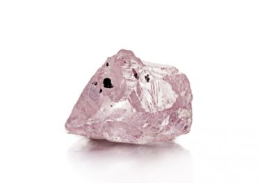 Huge 23 carat Pink diamond recovered by Petra in Tanzania