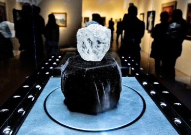 WHY BUYERS SHUNNED THE WORLD'S LARGEST DIAMOND
